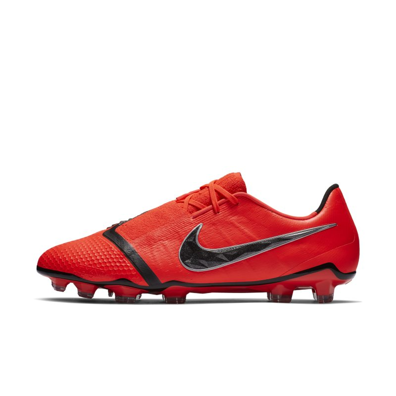 Scarpa da calcio per terreni duri Nike PhantomVNM Elite Game Over FG - Red