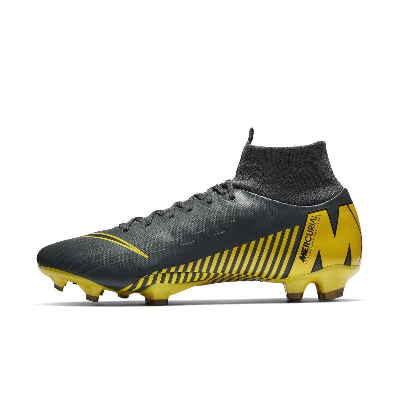 Scarpa da calcio per terreni duri Nike Superfly 6 Pro FG - Grigio