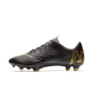 Scarpa da calcio per terreni duri Nike Vapor 12 Pro FG - Nero