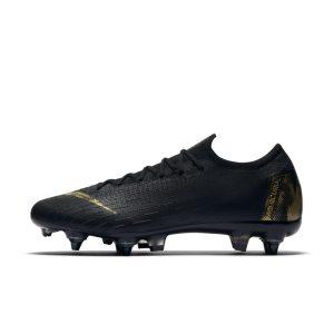 Scarpa da calcio per terreni morbidi Nike Mercurial Vapor 360 Elite SG-PRO Anti-Clog - Nero