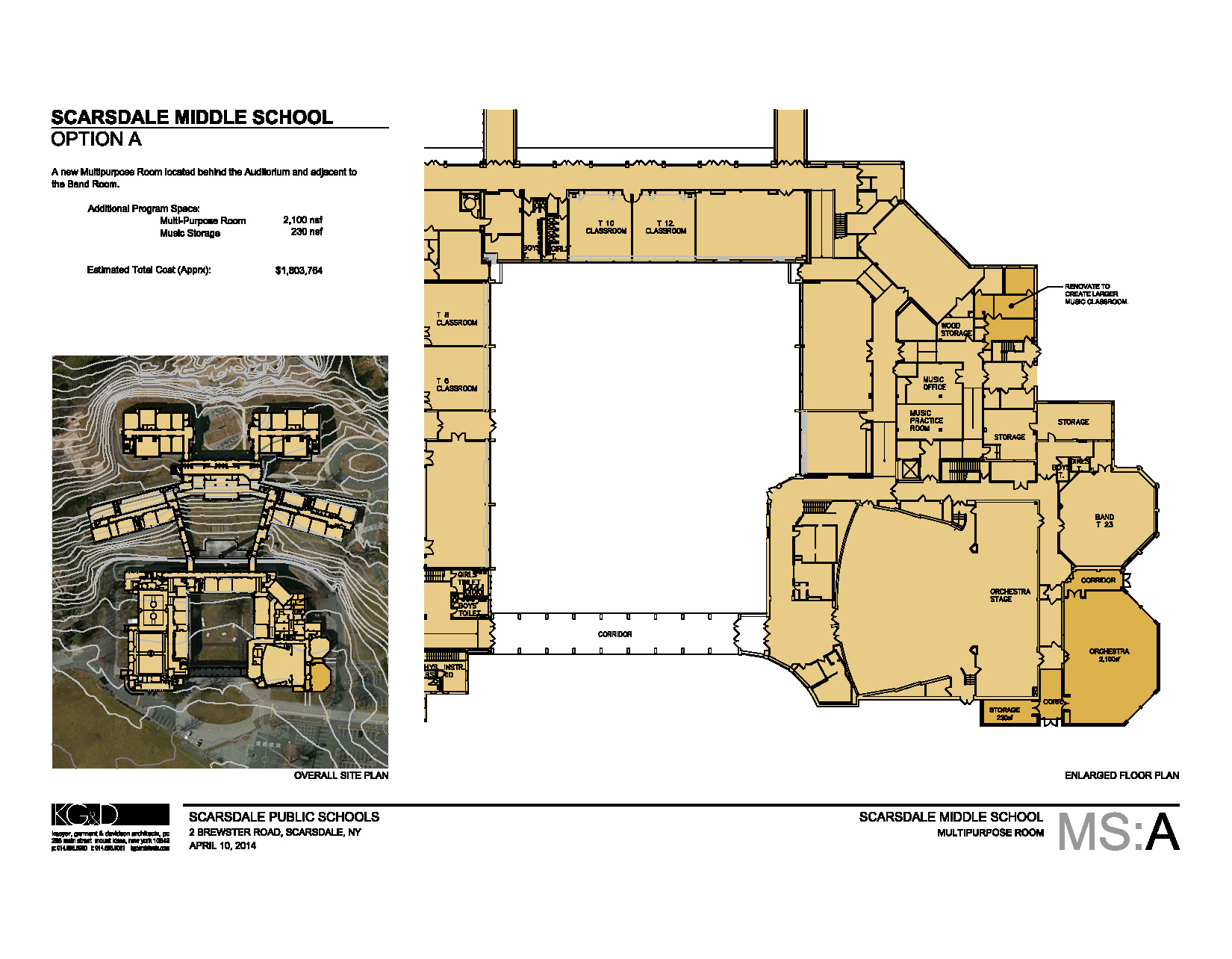 Board Of Education Facilities Updates