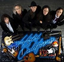 Hotel California Salute Eagles - Sc Arts Hub