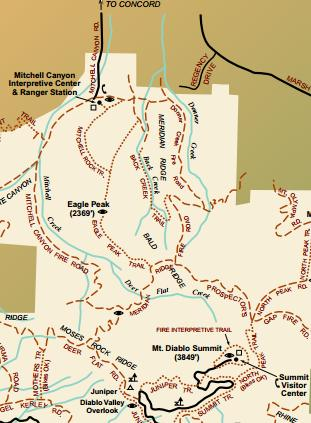 At the heart of the discussion is whether the public can use the free access to the mount diablo state park trails that. Mt Diablo