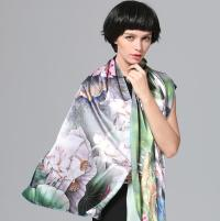 Cheap Custom Printed Scarves No Minimum Manufacturers and