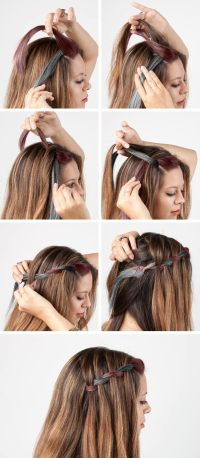 How To Braid Hair Step By Step Instructions | www.pixshark ...