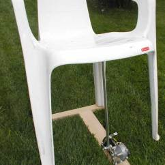 Motorized Easy Chair Folding Top Covers Rocking A With Wiper Motor This Is Picture Of The Mechanism We Ll Be Making It Consists Plastic T Shaped Piece Wood And An Aluminum Bar To Connect