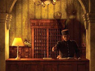haunted hotel experiences