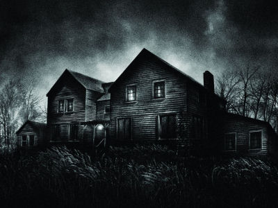 Image result for scary house