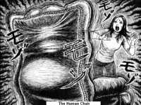 The Human Chair | Scary Story | Scary Website