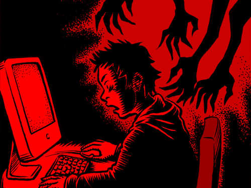 The Red Room  Japanese Urban Legend  Scary Website