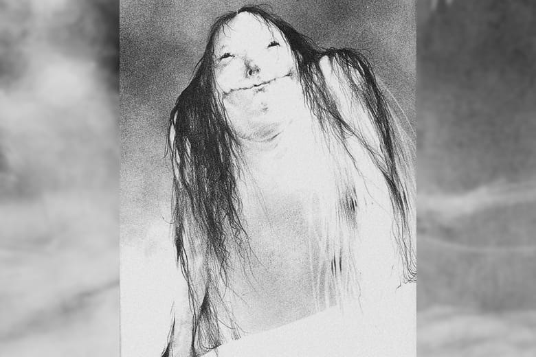 Scary Stories to Tell in the Dark Art, scary stories dream