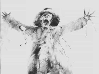 Scary Stories to Tell in the Dark Art Work