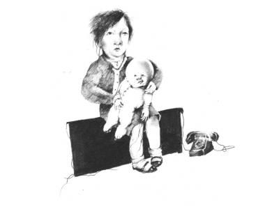 the babysitter story, janett christman