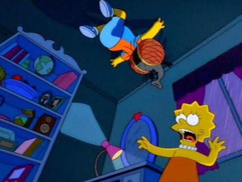 simpsons fly vs fly
