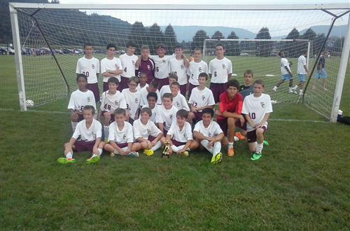 Soccer PFMS Boys Amp Girls Park Forest Middle School