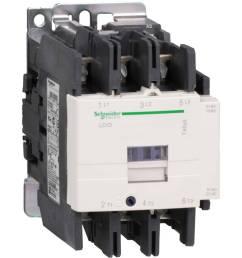 contactor schneider electric lc1d95m7 3p 95a no nc 220v 50 60hz scat technology [ 1024 x 1024 Pixel ]