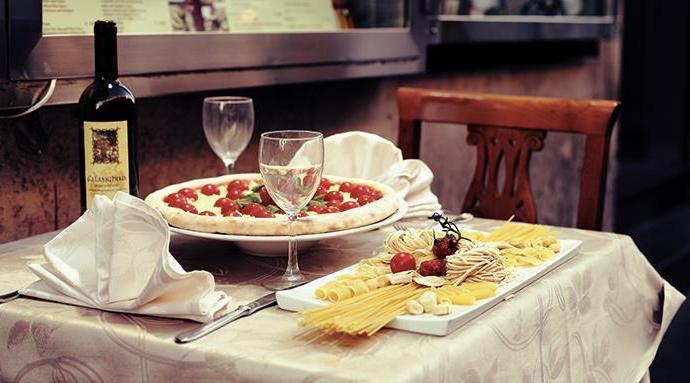 Le specialità gastronomiche in Italia