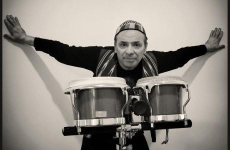 Tony Cercola - foto di Augusto De Luca