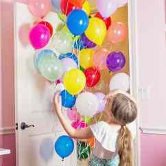 Cloth Sofa House Of Fraser Sofas Any Good How To Make A Birthday Balloon Surprise! (diy ...
