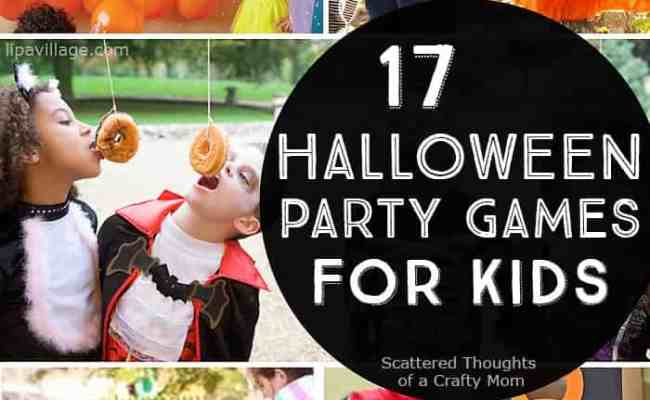 22 Halloween Party Games For Kids