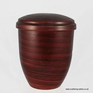 Cretian Water Urn - Burgundy