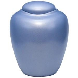 octavian blue bio urn