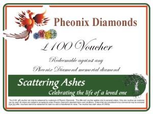 ashes into diamond voucher