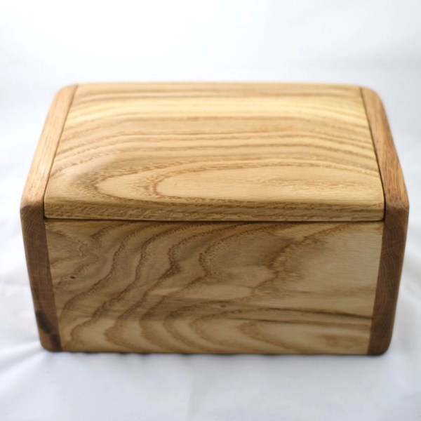 natural wooden urn ashes cremation