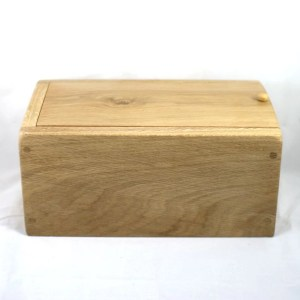 cremation ashes wooden urn natural burial