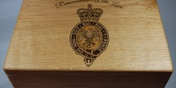 military bespoke urn tattooing