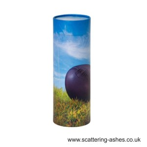 Rugby Scatter Tube for sttering ashes