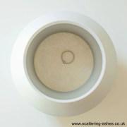 Plantable Porcelain Urn