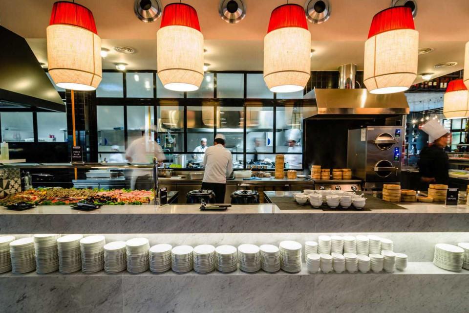 La Dogana nuovo ristorante cinese low cost apre con cibo