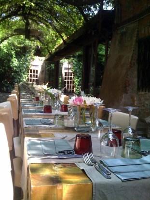 Milano 10 ristorant con giardino per mangiare allaperto
