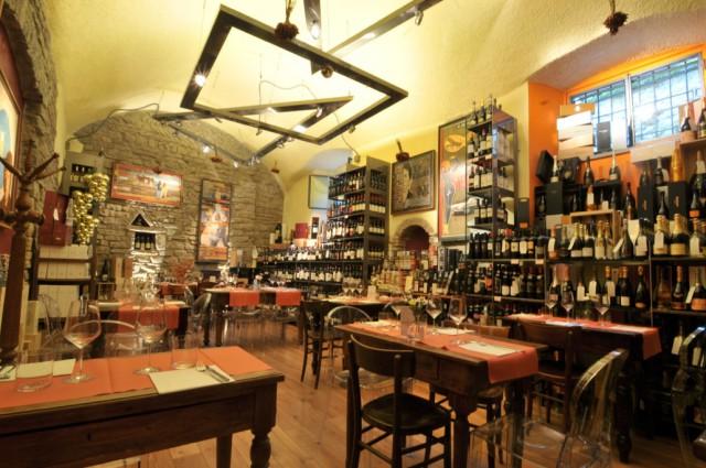 Bergamo Alta Da Lalimentari ristorante tradizionale al giusto prezzo
