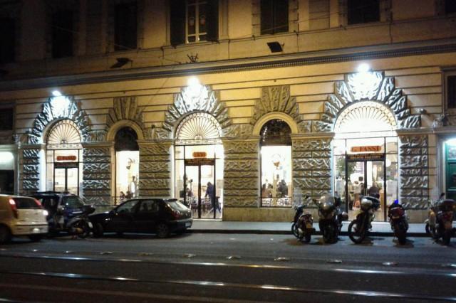 Roma Il Palazzo del Freddo Giovanni Frassi diventa