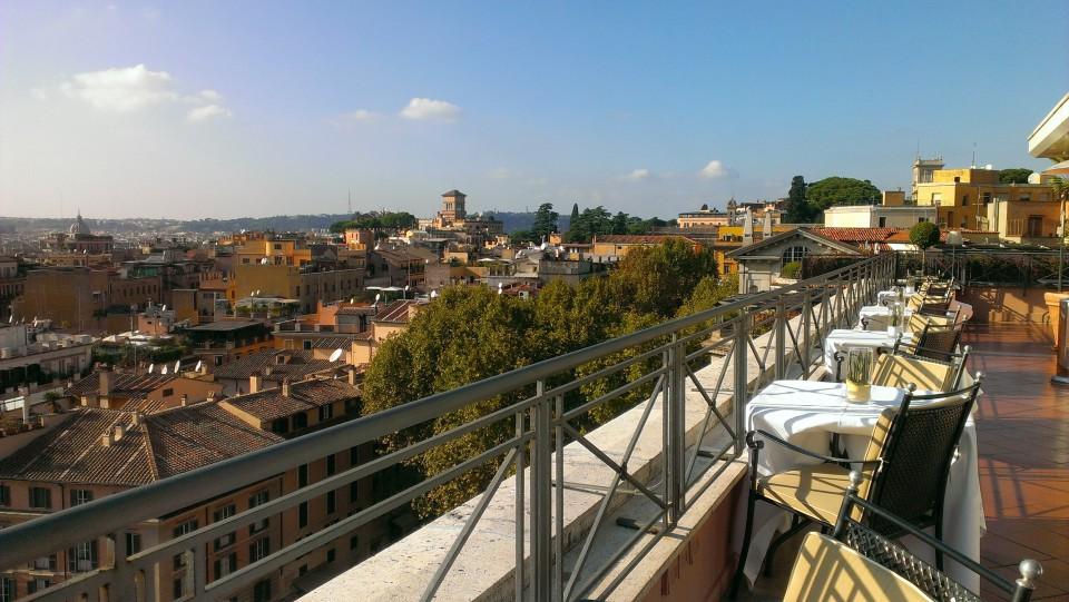 Roma Ristoranti con giardino e prezzi per mangiare allaperto