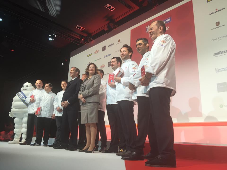 Guida Michelin 2018 Le nuove stelle ai ristoranti in live