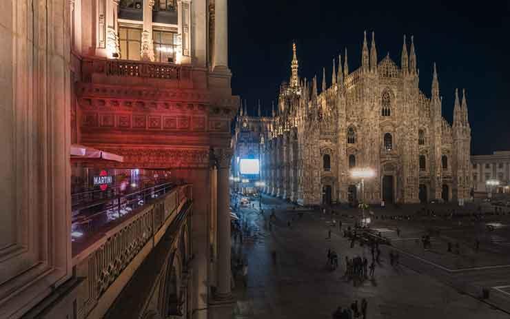 Terrazza Duomo 21 Milan