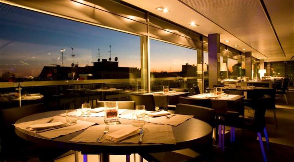 Milano 22 dehors mozzafiato per un aperitivo allaperto