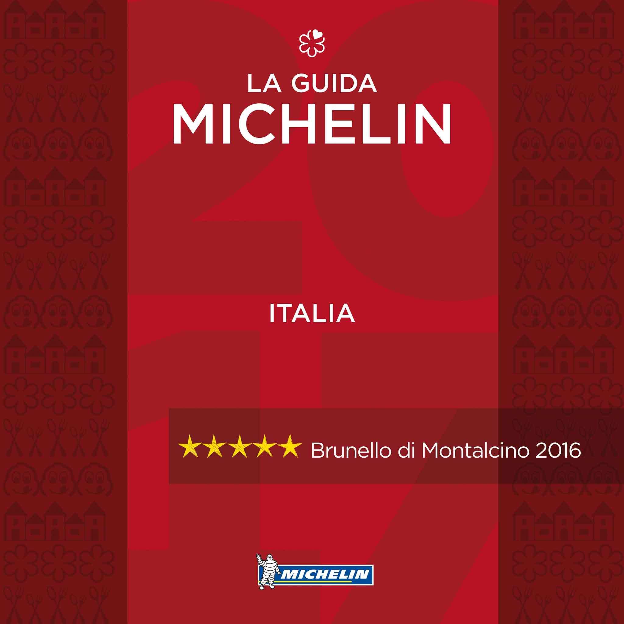 Anteprima Brunello La Guida Michelin firma la mattonella della vendemmia a cinque stelle