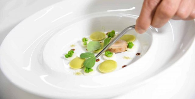 Piselli La ricetta perfetta dei ravioli del ristorante