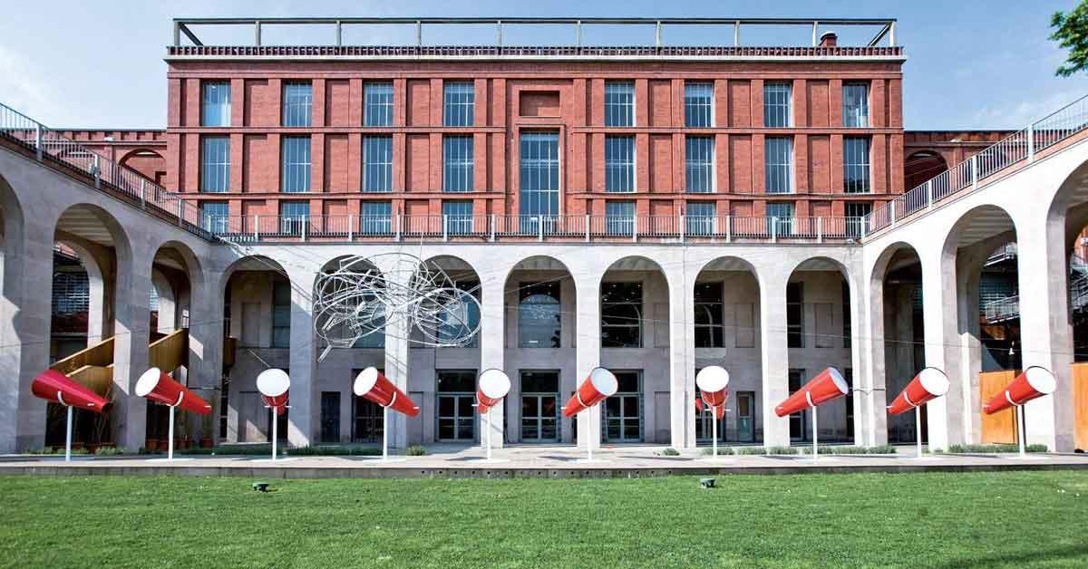 Milano Persino in Triennale apre una nuova pizzeria