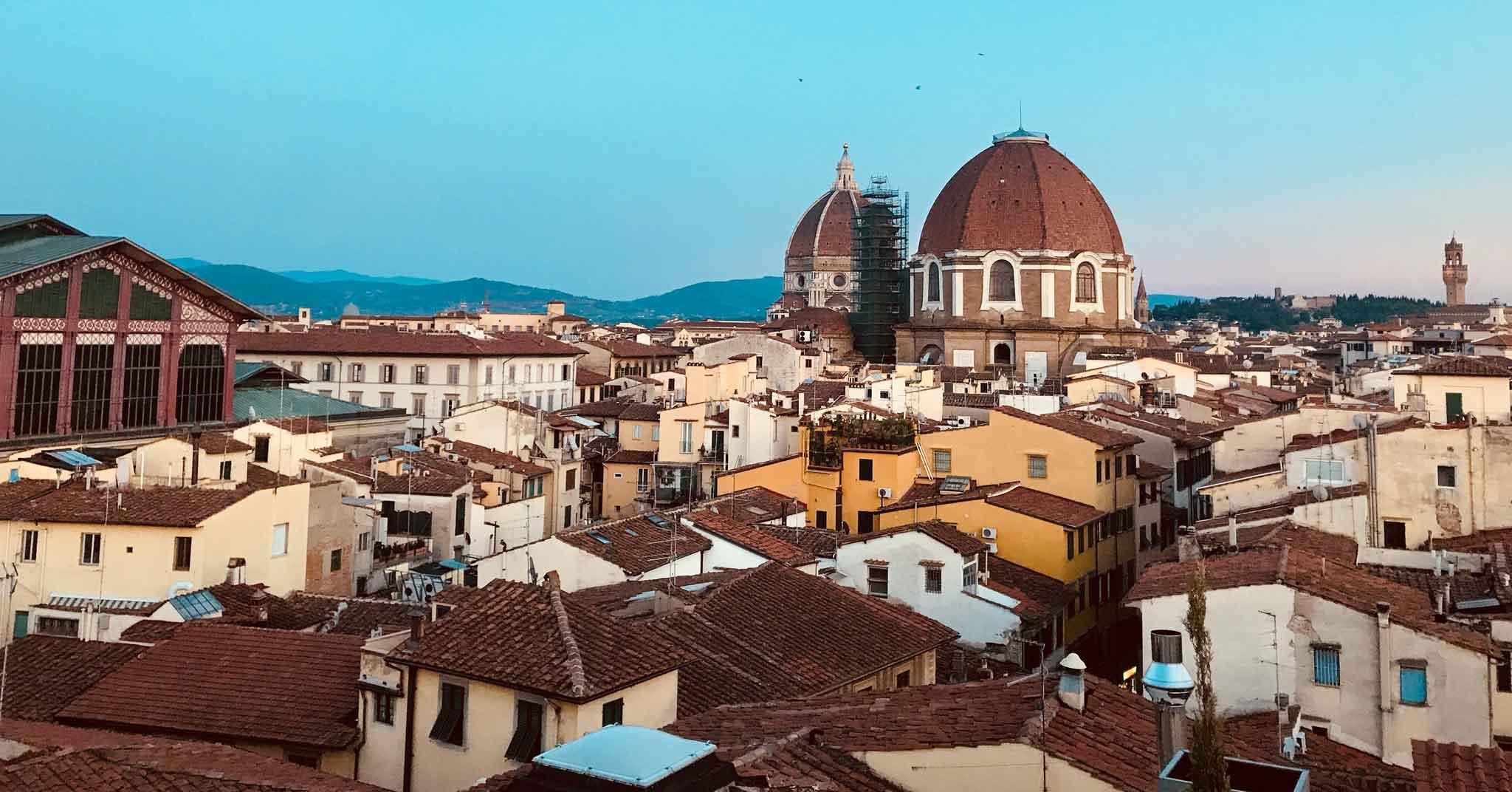 Firenze Le 10 terrazze pi cool per un aperitivo in estate