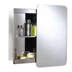 Kitchen Microwave Cart Kitchens For Less Croydex Medway Sliding Mirror Bathroom Cabinet