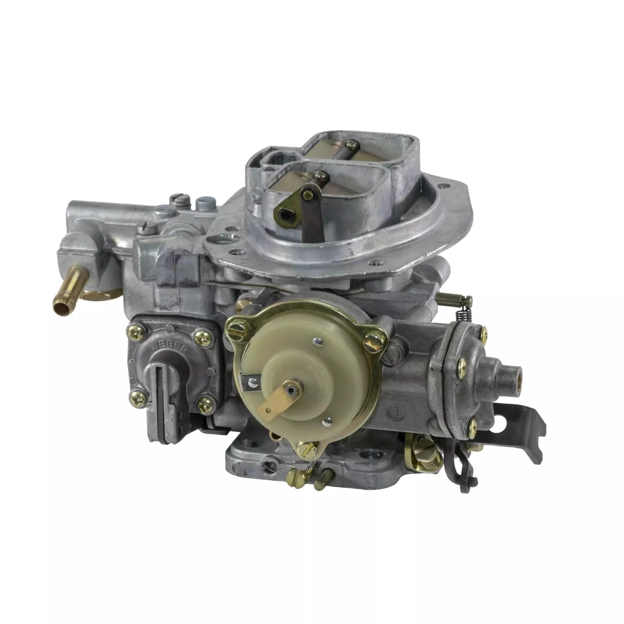 hight resolution of new weber dfev carburetor only