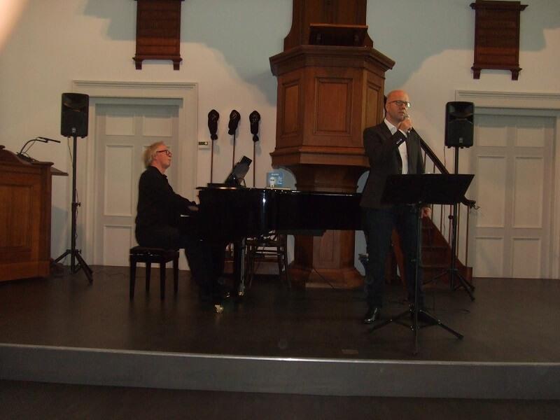 Ernst de Corte laat liedjes van zijn vader herleven