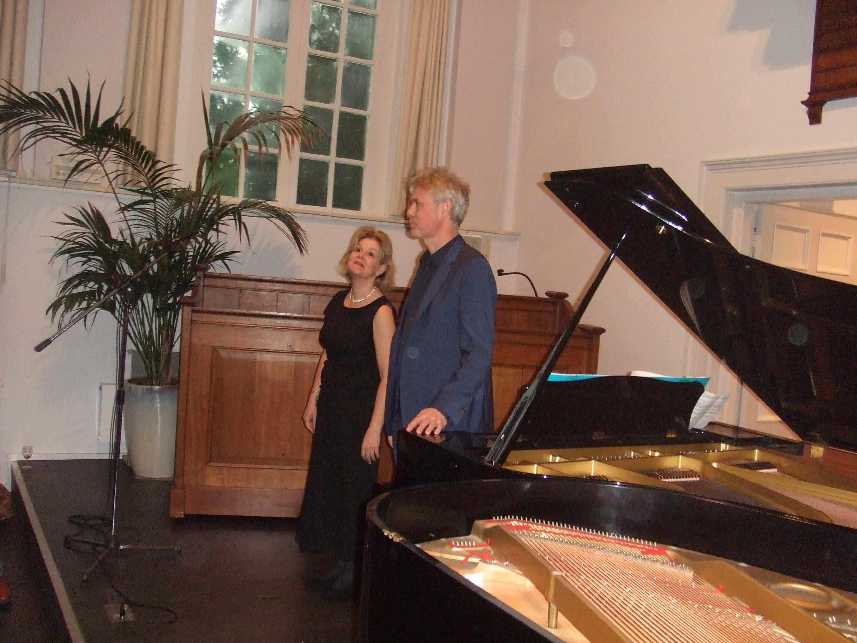 Dubbelgevleugeld Canto Ostinato klinkt groots in de Thamerkerk