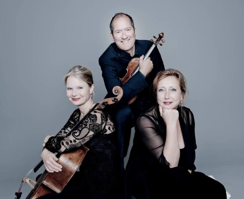 Osiris Trio: Pianotrio's van Haydn, Martinu en Dvorak