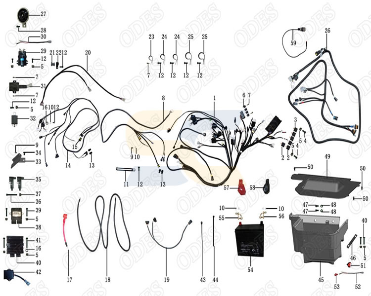 ELECTRICAL SYSTEM (ORDINARY)